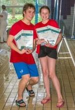 Sven en Emma met records